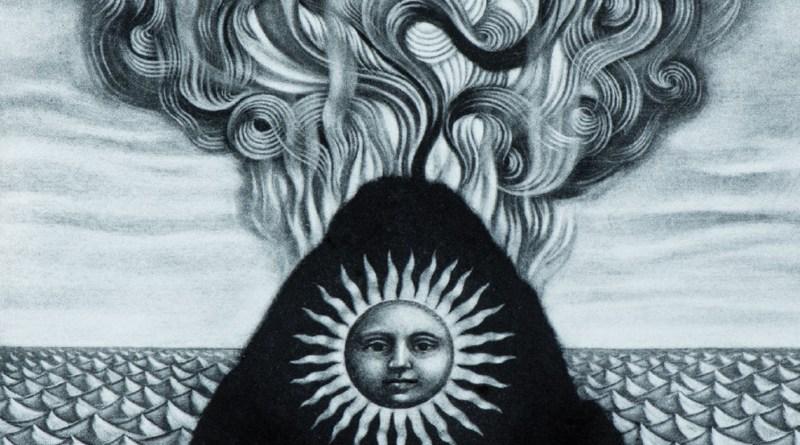 Capa do disco Magma da banda Gojira