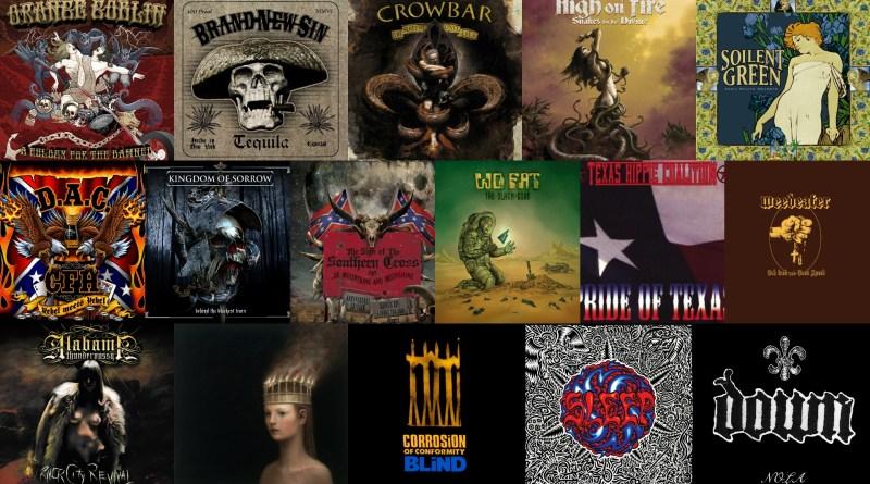 Vício Metal 06 - Stoner Metal, Sludge Metal & Southern Metal