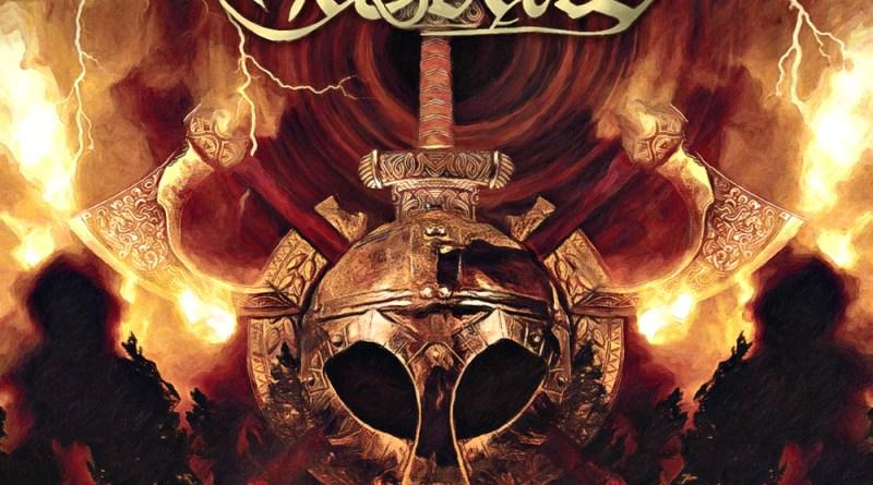 Capa do disco Vortex To An Iron_Age da banda Hagbard