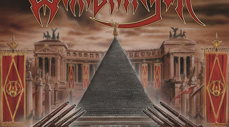 Capa do disco Woe To The Vanquished da banda WARBRINGER