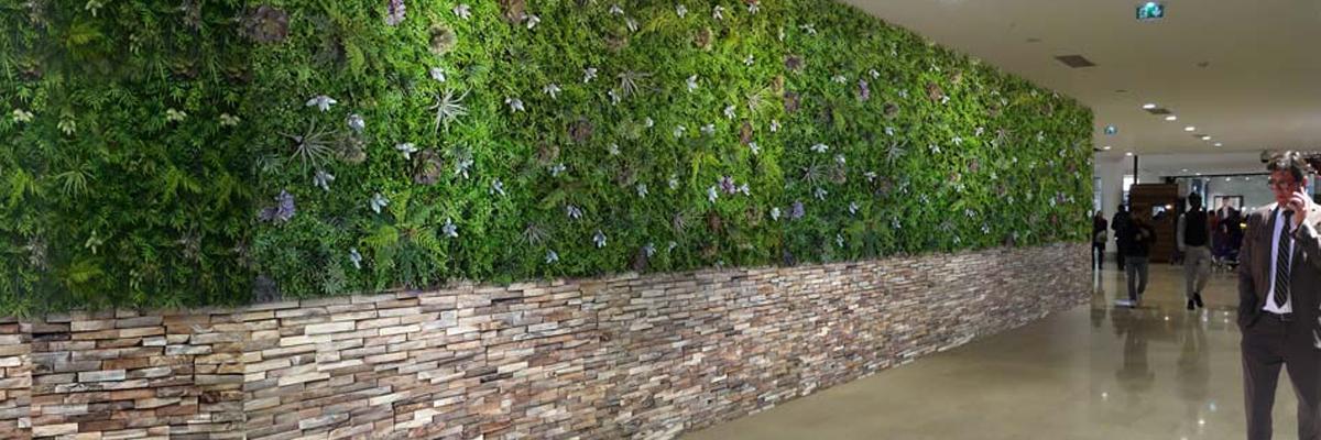 mur vegetal maroc com