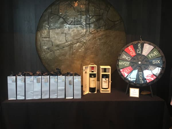 How to Use a Spinning Wheel in Your Wine Pull Fundraiser