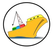 pengiriman via kapal laut