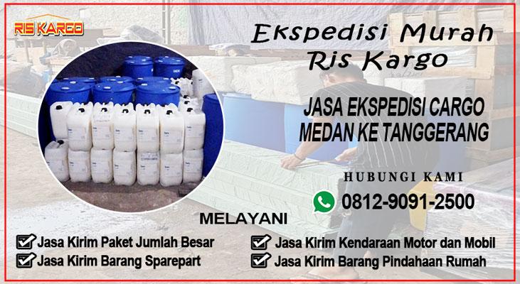 Jasa Ekspedisi Medan Tangerang