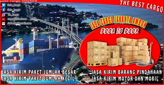 Jasa Ekspedisi Jakarta Ambon