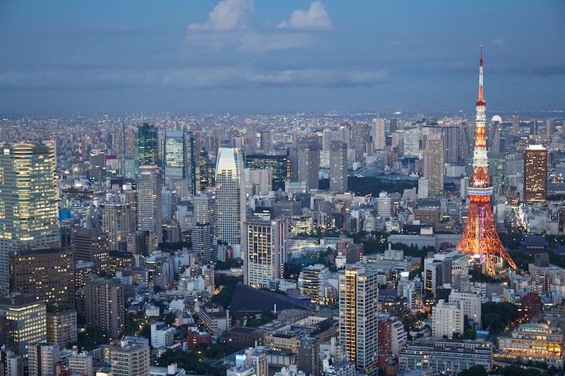 Tokyo Tower Haruki Murakami