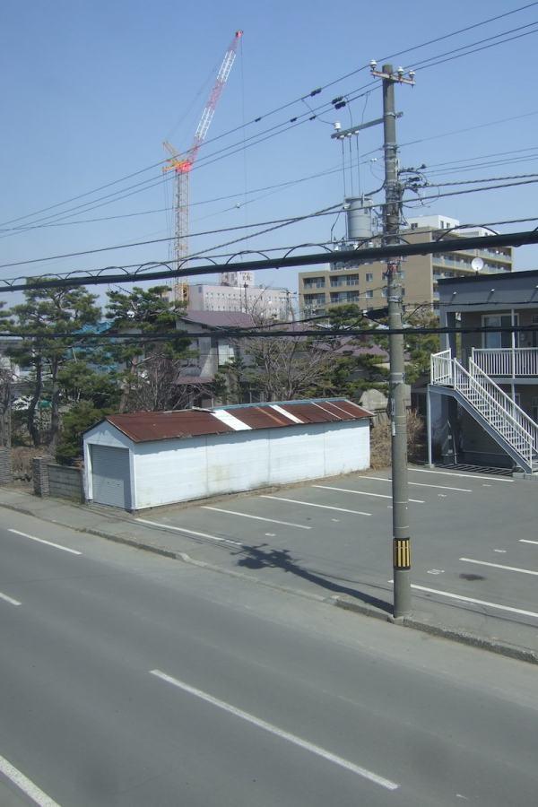 Tomakomai Hokkaido Haruki Murakami