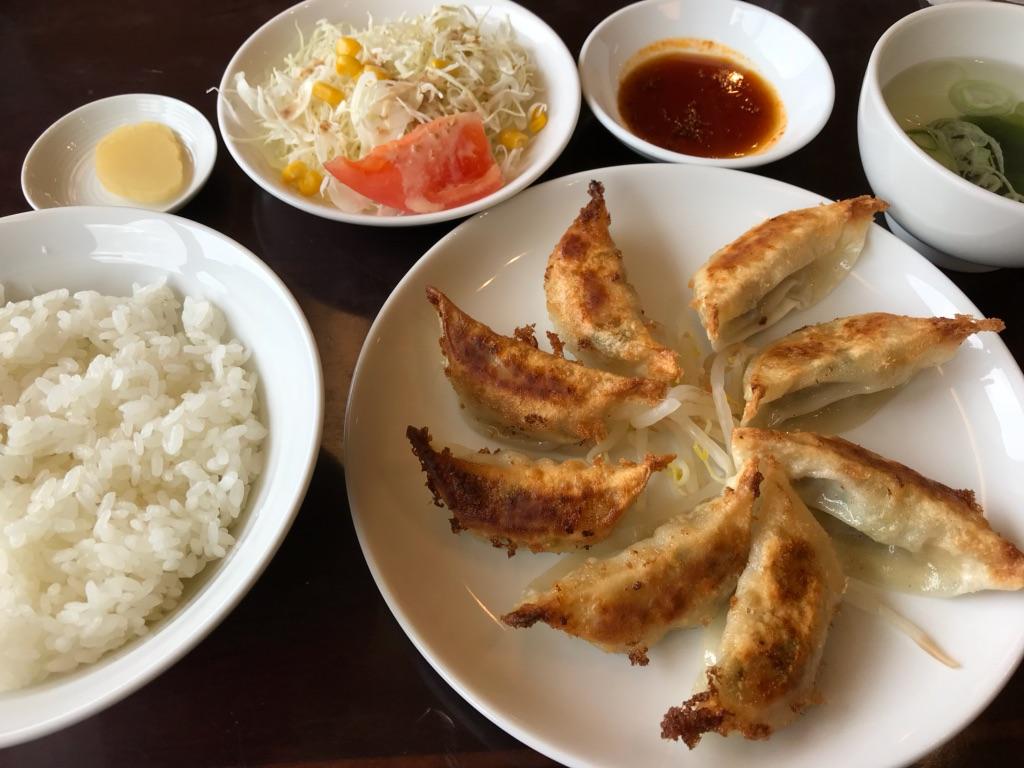 浜松餃子、しげ