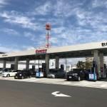 コストコ、ガソリンスタンド