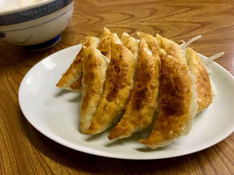 福広の餃子
