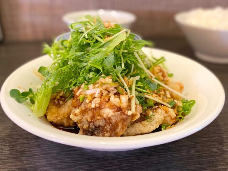 中国料理 伊部の油淋鶏