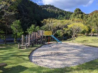 春野ふれあい公園幼児広場遠景