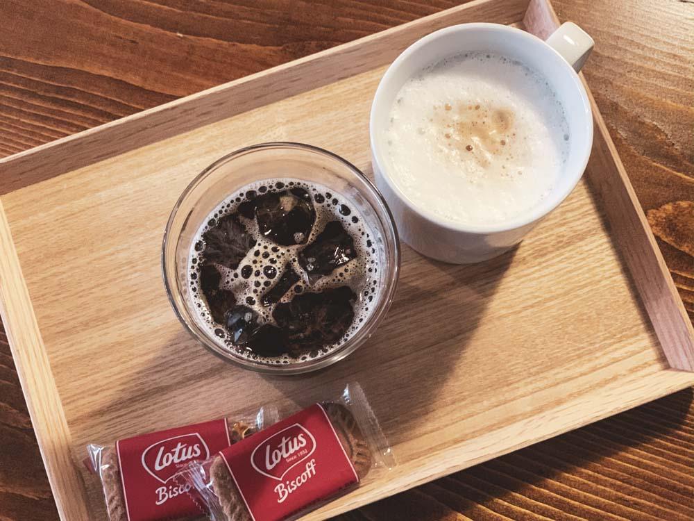 MEI COFFEEホットコーヒー アイスコーヒ