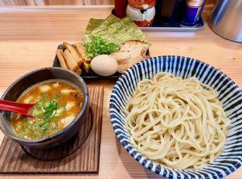 牛ホル麻辣つけ麺