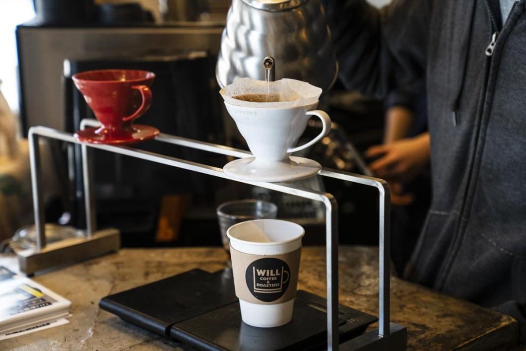 WILLCOFFEE&ROASTERのコーヒー