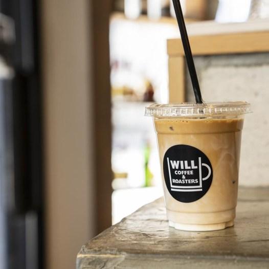 WILLCOFFEE&ROASTERのカフェラテ