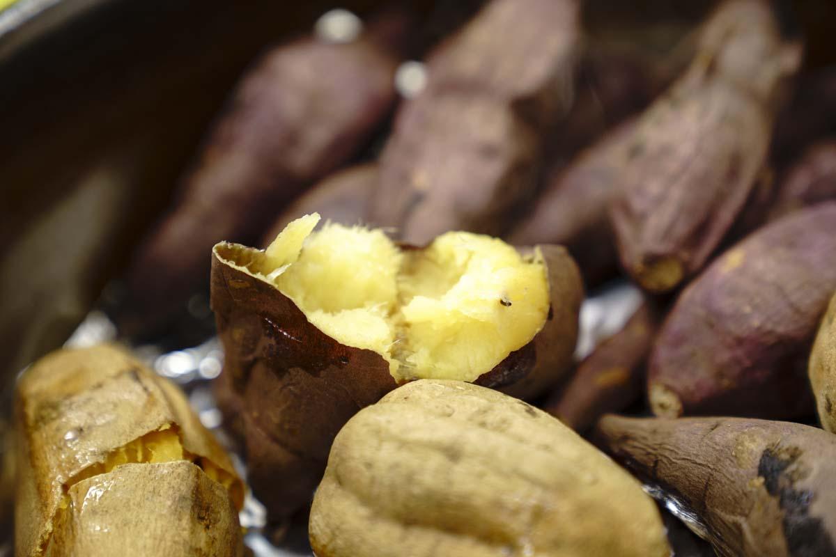 つぼ屋 五右衛門の壺焼き芋