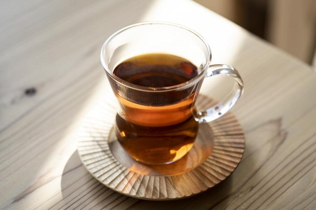 フォンドカフェ 玉の白 和紅茶