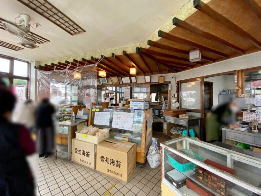 ニコニコ餅本店_店内