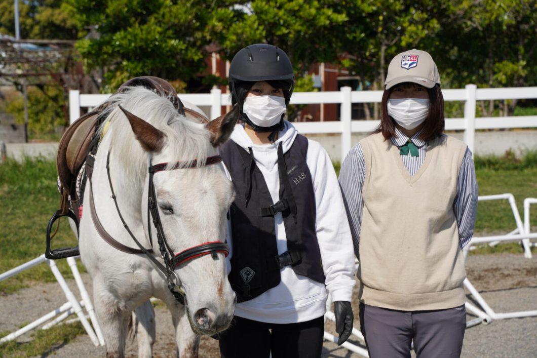 HAS浜松乗馬クラブの体験