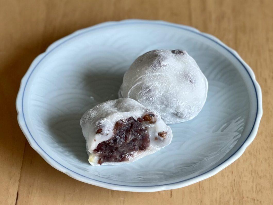 和菓子翠月の豆大福