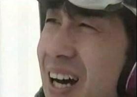 スキー・ジャンプ 原田
