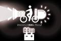 【対夜道】ママチャリ自転車のおすすめLEDライトはこれ!充電池で永久機関式にすれば重たいダイナモ発電式はいらないでしょう。