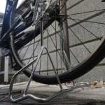 自転車のスタンドを交換する方法の決定番