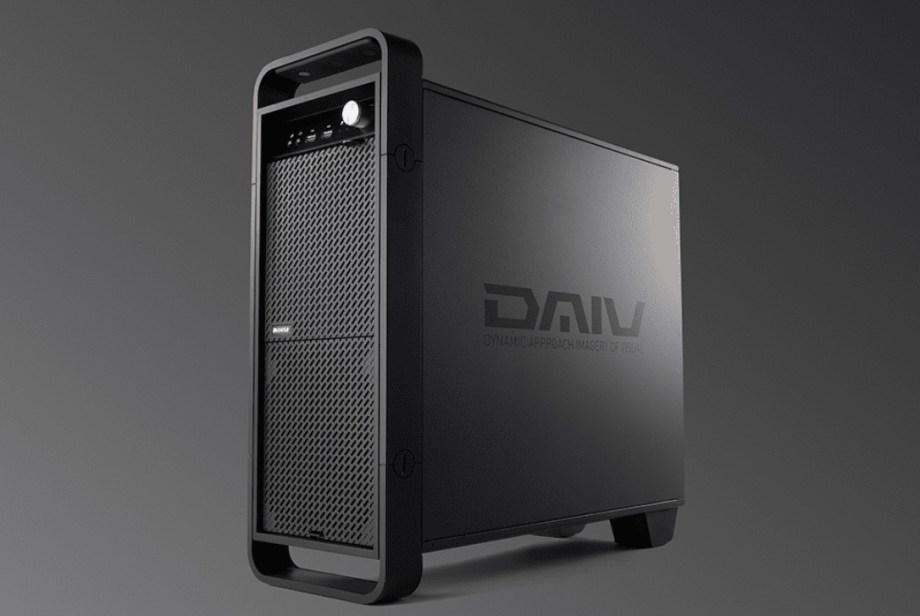 マウスコンピュータpc「DAIV(ダイブ)」