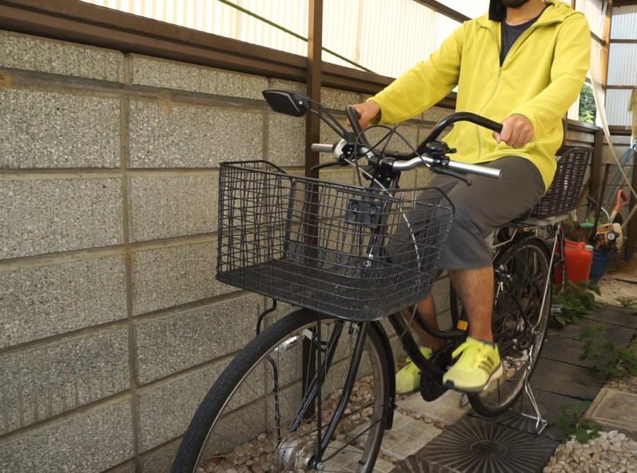 上体起こし/自転車の乗車姿勢(ライディングポジション)