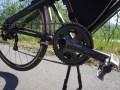 【フロントダブル化】クロスバイクやママチャリやMTBの前ギアを2枚にして無駄のないロードバイク化する改造方法(ポン付け可能品もあり)