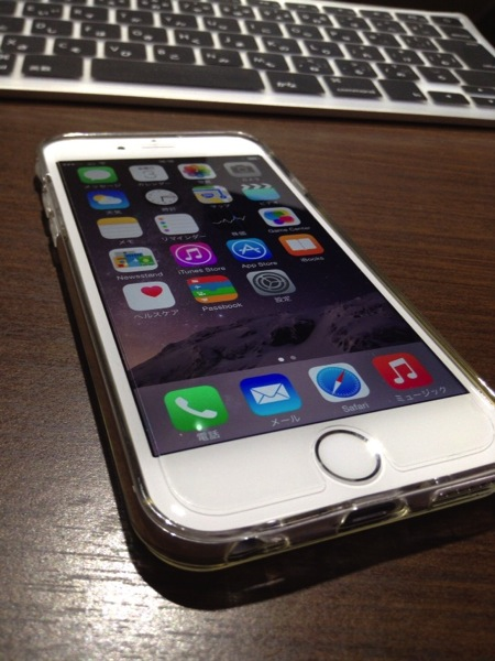 AndroidからiPhone6に機種変してみて思ったこと。