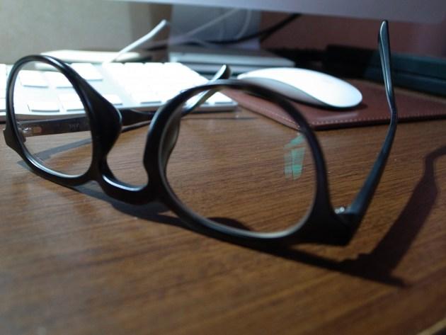 J!NSメガネのアフターケア