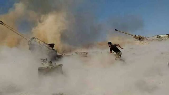 Militants attack Hama countryside, Syrian Army retaliates with precious strikes