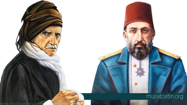'Dellal-ı Kur'an' olan Bediüzzaman ile 'Ulu Hakan' Abdülhamid Han arasındaki fitneciler!..