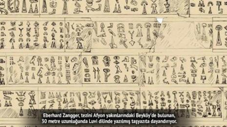 Anadolunun Işık İnsanları Luviler Kimdir?