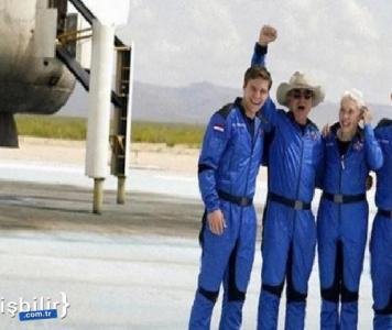 Özel Uzay Turlarının Çevreyi Nasıl Etkiliyor?