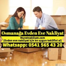 Osmanağa Evden Eve Nakliyat