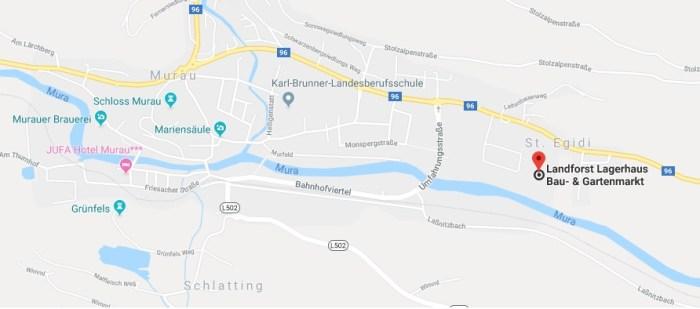 Lagerhaus Murau