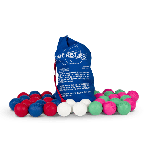 Murbles 16 Player 36 Ball Large Activity Set