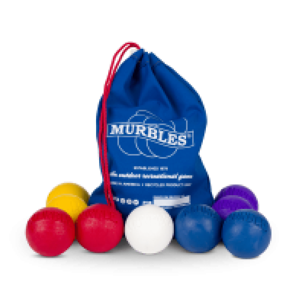 Murbles 4 Player 9 Ball Small Activity Set
