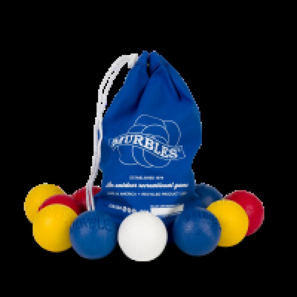 Murbles 4 Player 9 Ball Activity Set