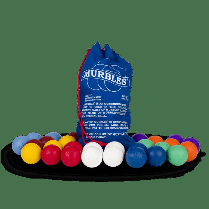 Murbles 8 Player 28 Ball Tournament Set