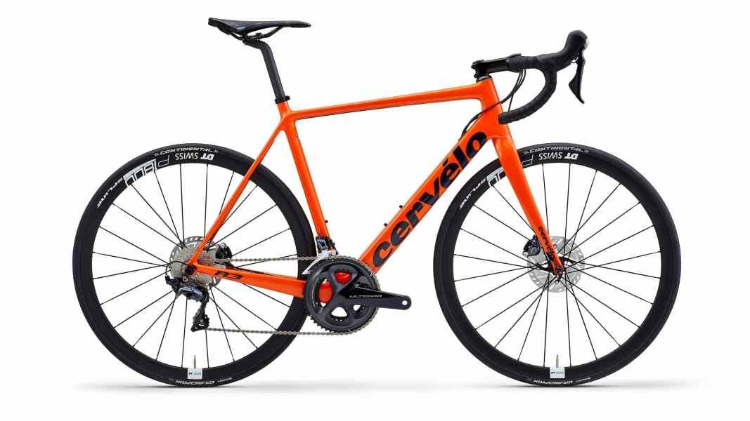 Cervélo R3 - 54cm M - Carbon Road Bike - Disc Ultegra - Bike Sales - Murcia Bike Hire