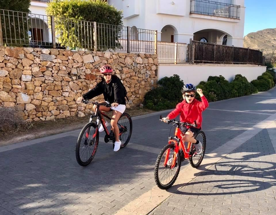 """Murcia Bike Hire add """"Leisure & Family"""" bikes available from February 2019"""