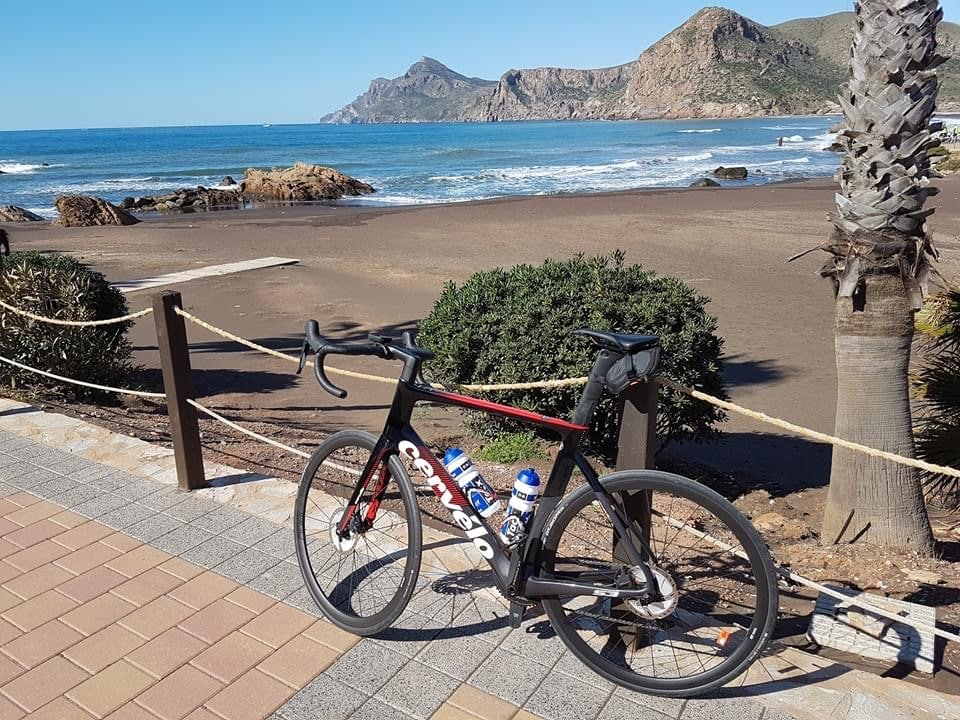 Murcia Bike Hire - Portman Beach - GPX Route