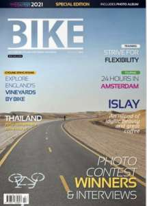Read more about the article Bike Magazine Article Published February 2021