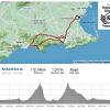 Murcia Bike Hire - Los Alcázares - Cartagena - Alto de la Cedacero - La Azohia - GPX Route