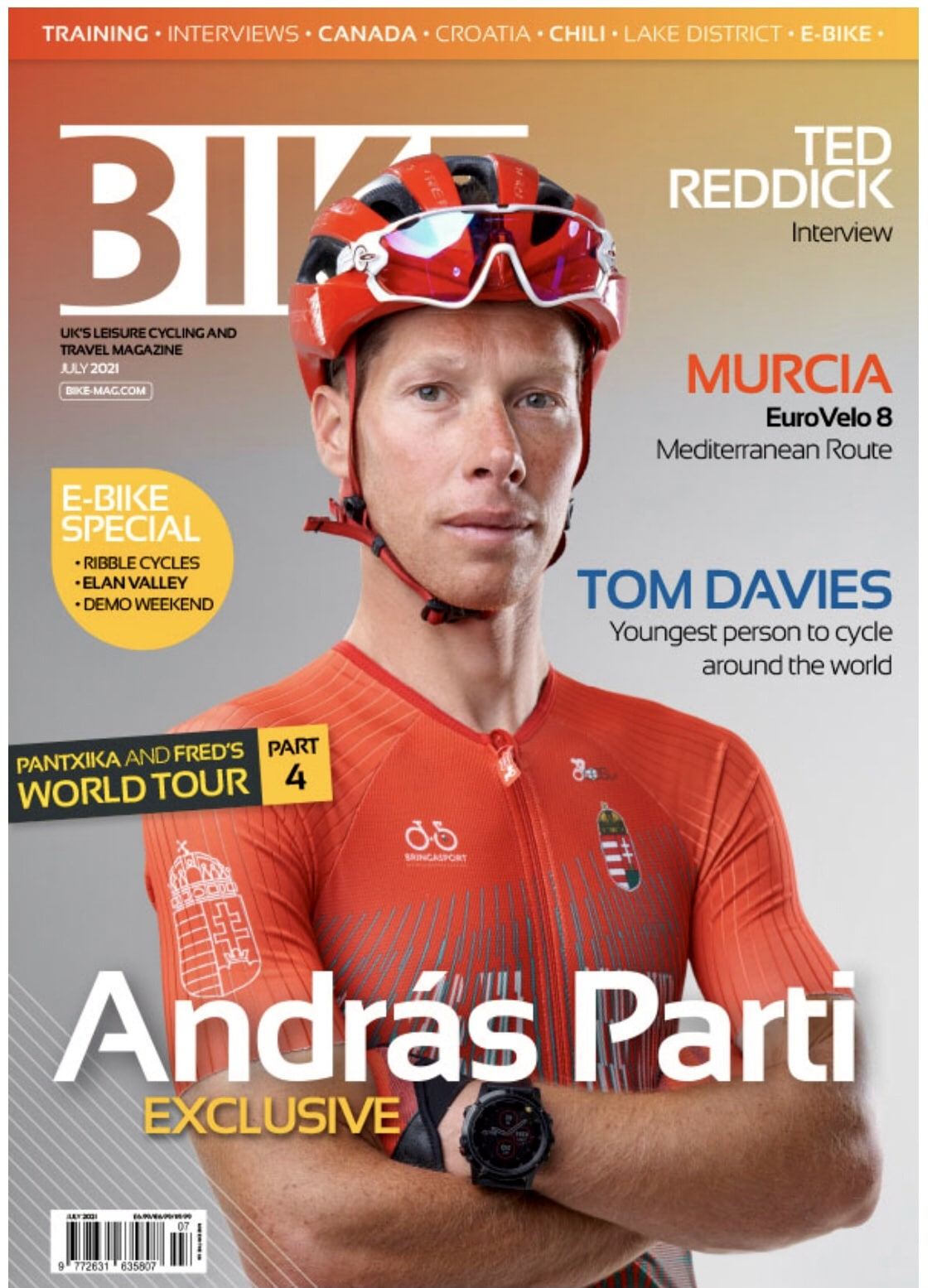 Read more about the article Bike Magazine Article Published July 2021