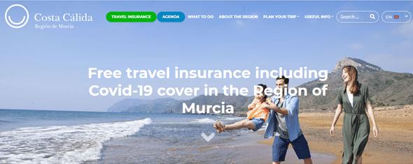 Tourist Institute Free Travel Insurance
